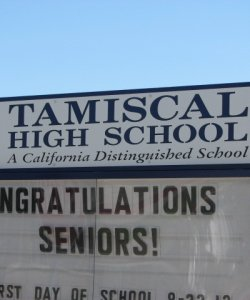 TAMISCAL HIGH