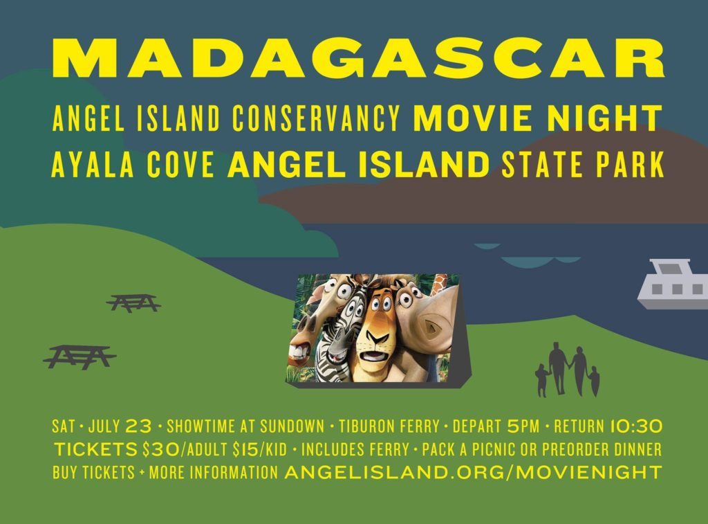 madagascar angel island